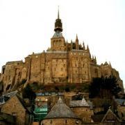 Mont saint michel le mont dec 2001