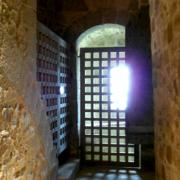 Mont saint michel manche les prisons