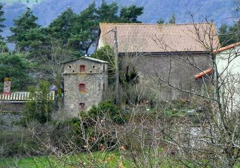 Montagnol (Aveyron) La Verrière