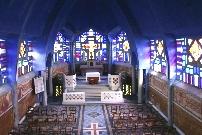 Monthenault (Aisne) Eglise Saint Martin