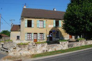 Montigny-les-Condé (Aisne) la mairie
