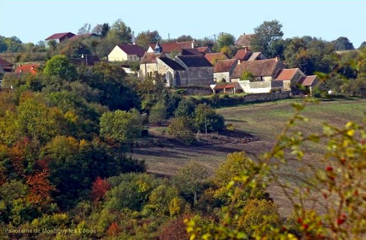 Montigny-les-Condé (Aisne) Vue générale