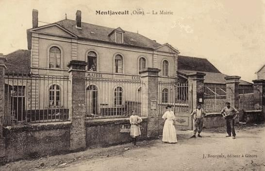 Montjavoult oise cpa mairie