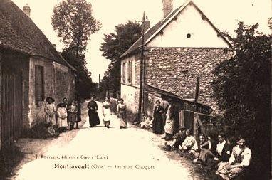 Montjavoult (Oise) L'Œuvre des 3 semaines