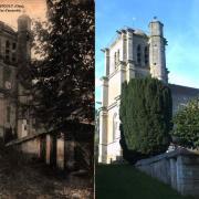 Montjavoult oise eglise la tour