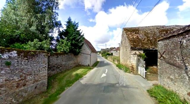 Montjavoult oise hameau de beaugrenier