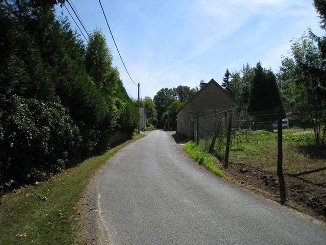 Montjavoult oise hameau du bout du bois