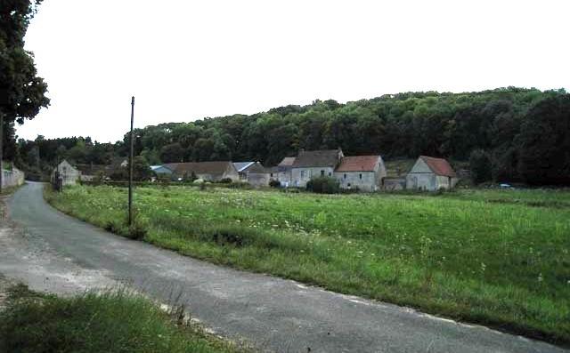 Montjavoult oise hameau herouval