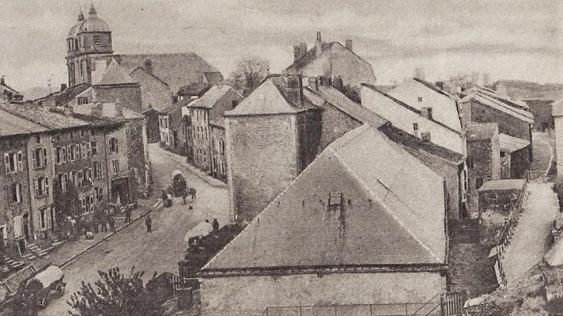 Montmédy (Meuse) CPA