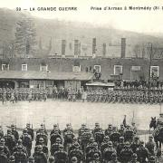 Montmédy (Meuse) en 1918