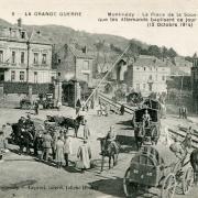 Montmédy (Meuse) en octobre 1914