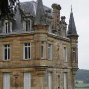 Montmédy (Meuse) Fresnois, le château