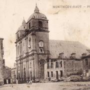 Montmédy (Meuse) L'église Saint Martin