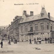 Montmédy (Meuse) La Salle des Fêtes CPA