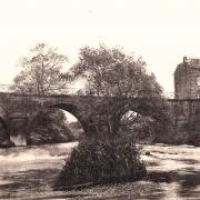 Montmédy (Meuse) Le pont CPA