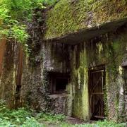 Montmédy (Meuse) Un bunker de la ligne Maginot