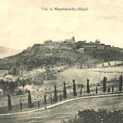 Montmédy (Meuse) Vue générale CPA