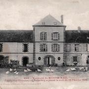 Montmirail (51) La ferme des Grenaux, CPA