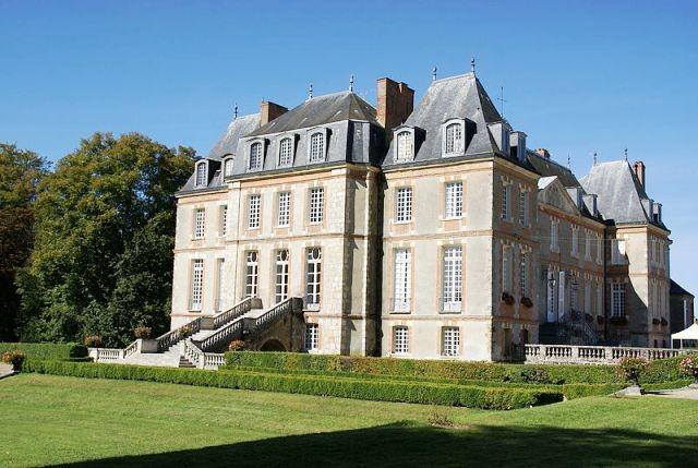 Montmirail (51) Le château