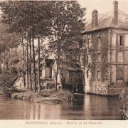 Montmirail (51) Le moulin de la Chaussée CPA
