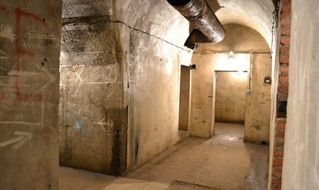 Montreuil pas de calais les souterrains allemands