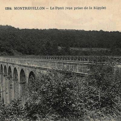 Montreuillon (58)