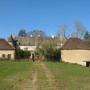 Montreuillon (Nièvre) Le château de Chassy