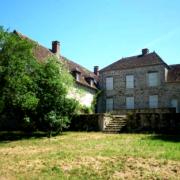 Montreuillon (Nièvre) Maison des Soeurs de la Providence