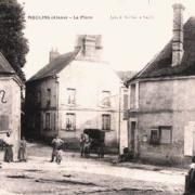 Moulins (Aisne) CPA