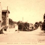 Moulins (Aisne) Place