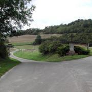 Moulins (Aisne) Route de Vendresse