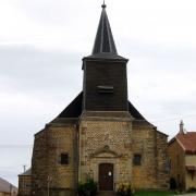 Mouzon (08) Eglise Saint-Georges d'Amblimont