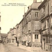 Mouzon (08) Grande Rue CPA