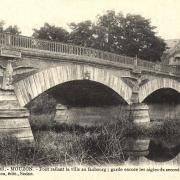 Mouzon (08) Pont CPA