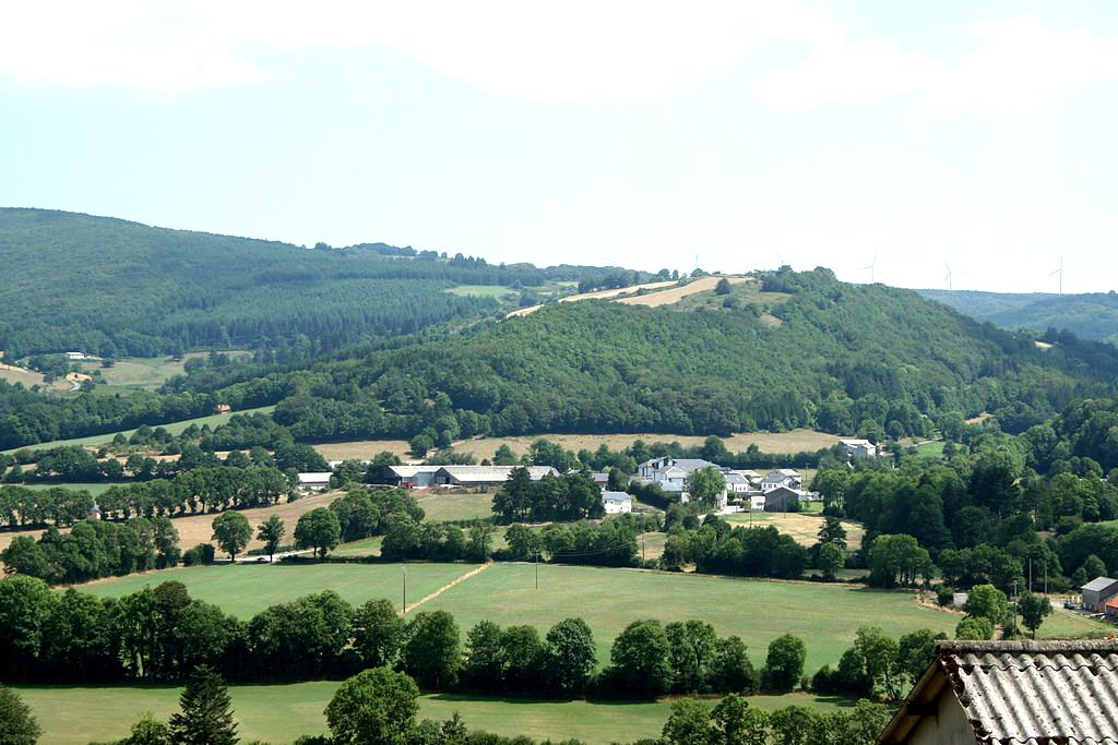 Murat-sur-Vèbre (Tarn) Candoubre