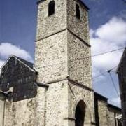 Murat-sur-Vèbre (Tarn) Eglise de Condomines