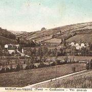Murat-sur-Vèbre (Tarn) CPA Condomines