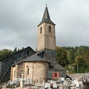 Murat-sur-Vèbre (Tarn) Eglise Saint-Etienne de Murat