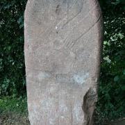 Murat-sur-Vèbre (Tarn) Statue-menhir Paillemalbiau