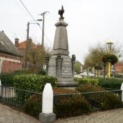 Naves 59 le monument aux morts