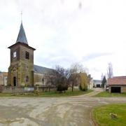 Nepvant (Meuse) L'église Saint Maximin