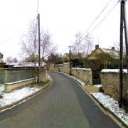 Neuville bosc oise cresnes janvier 2011
