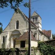 Neuville bosc oise eglise saint martin