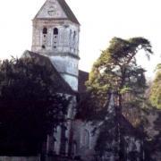 Neuville bosc oise l eglise
