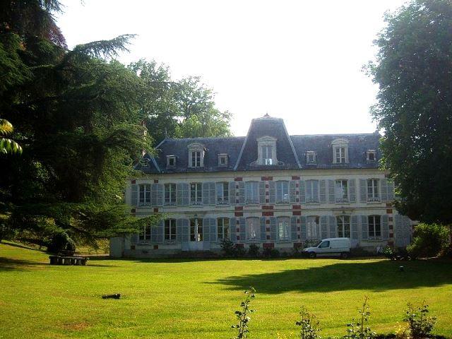 Neuville bosc oise le chateau
