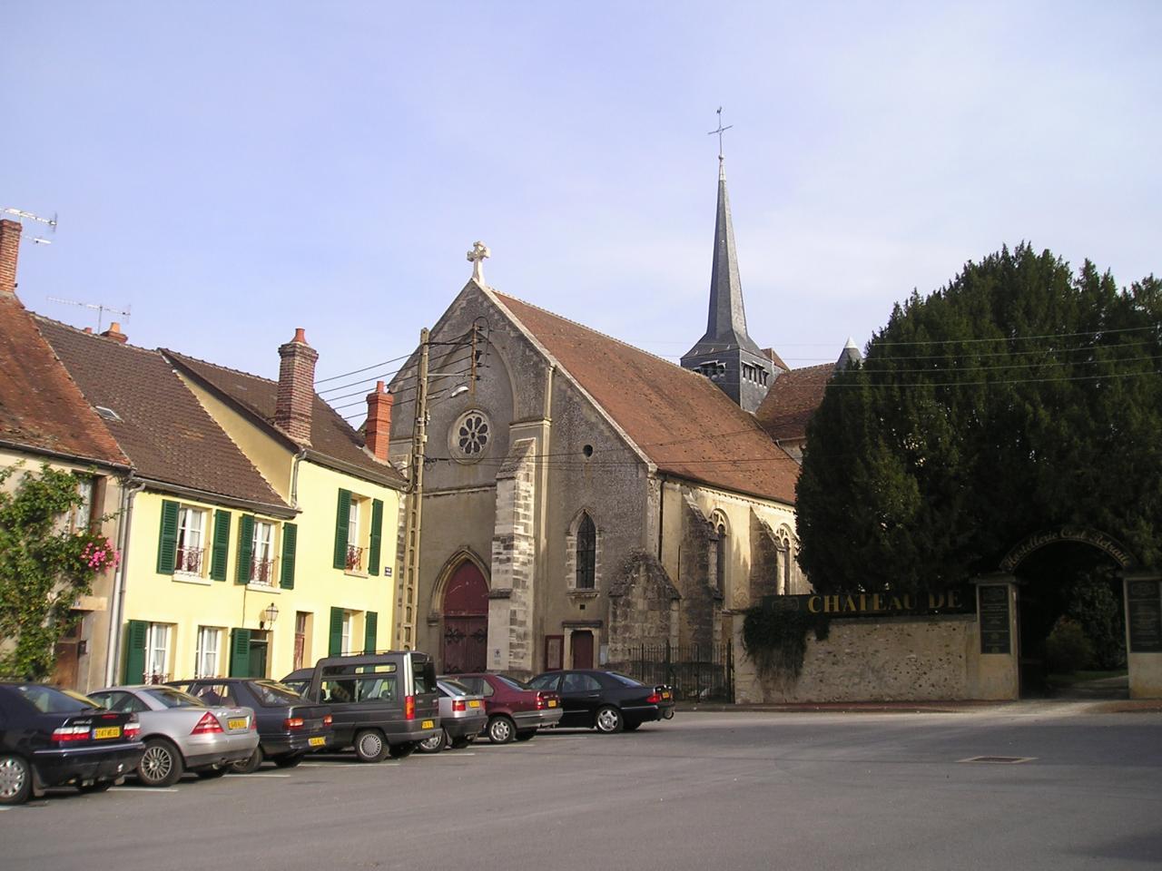 Nogent l'Artaud (Aisne) en 2004