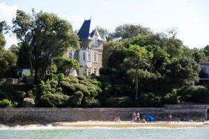 Noirmoutier-en-l'Ile (Vendée) Bois de la Chaise