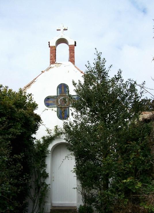 Noirmoutier-en-l'île (Vendée) Chapelle N-D des Martyrs