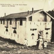 Noirmoutier-en-l'Ile (Vendée) Fort Saint Pierre CPA