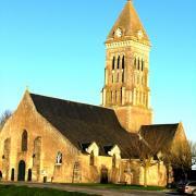 Noirmoutier-en-l'Ile (Vendée) L'Eglise Saint-Philbert 2014